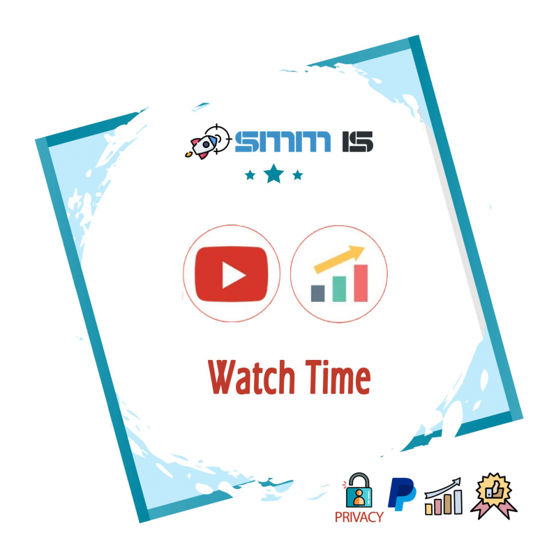 buy-YouTube-videos-Watch Time